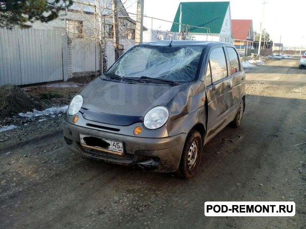 Продам а/м Daewoo Matiz без документов