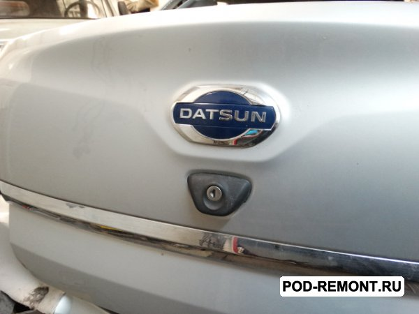 Продам а/м Datsun on-DO битый