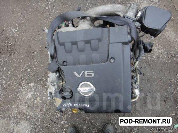 Продам Двигатель Ниссан Теана j 31 2. 3л  для Nissan Teana