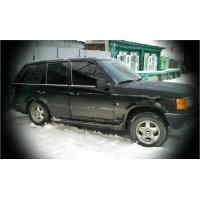 Продам а/м Land Rover Range Rover требующий вложений