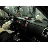 Перетяжка панели и руля после срабатывание Airbag