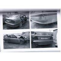 Продам а/м BMW 5 series аварийный