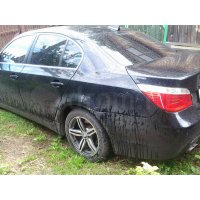 Продам а/м BMW 5 series требующий вложений