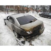 Продам а/м BMW 7 series битый