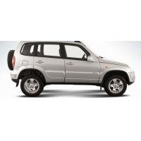 Продам а/м Chevrolet Niva аварийный