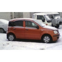 Продам а/м Fiat Panda требующий вложений