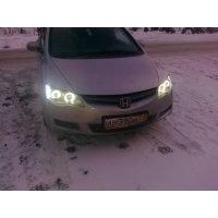 Продам а/м Honda Civic требующий вложений