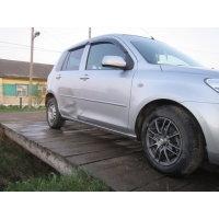 Продам а/м Mazda Demio требующий покраски