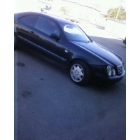 Продам а/м Mercedes-Benz CLK-класс требующий вложений