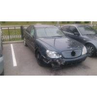 Продам а/м Mercedes-Benz S-класс битый