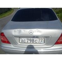 Продам а/м Mercedes-Benz S-класс требующий покраски