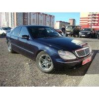 Продам а/м Mercedes-Benz S-класс требующий вложений
