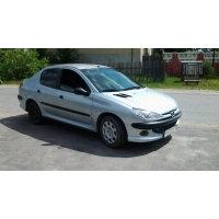Продам а/м Peugeot 206 требующий вложений