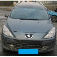 Продам а/м Peugeot 307 аварийный