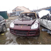 Продам а/м Porsche Cayenne после пожара