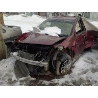Продам а/м Renault Megane битый