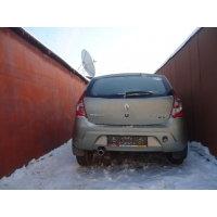 Продам а/м Renault Sandero битый