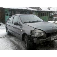 Продам а/м Renault Symbol битый