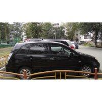 Продам а/м Suzuki Liana аварийный
