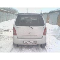 Продам а/м Suzuki Wagon R+ требующий вложений
