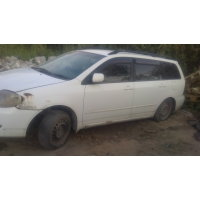 Продам а/м Toyota Corolla Fielder битый