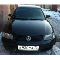 Продам а/м Volkswagen Passat требующий покраски