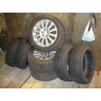 Продам комплект колес на литье  для Subaru Impreza