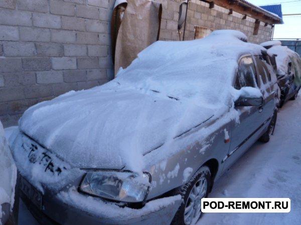 Продам а/м Hyundai Accent битый