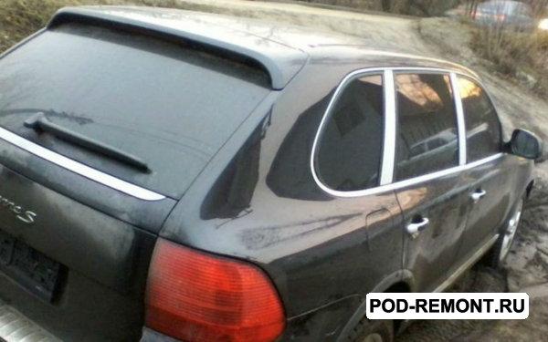 Продам а/м Porsche Cayenne битый