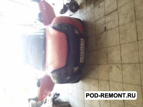 Продам а/м Smart Roadster битый