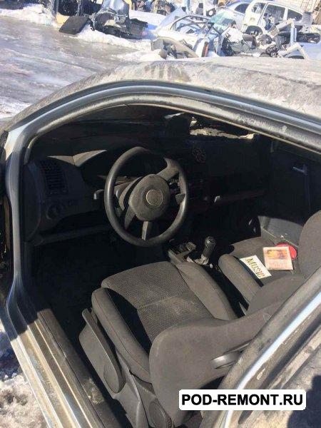 Продам а/м Volkswagen Polo битый