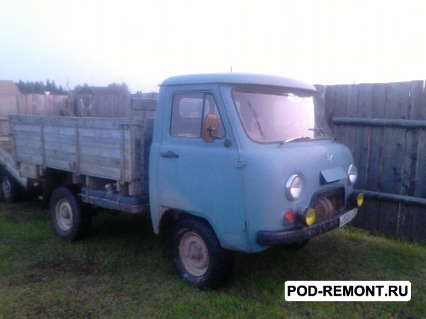 Продам а/м УАЗ 3303 требующий вложений