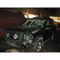Продам а/м Land Rover Discovery битый