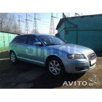 Продам а/м Audi A3 битый