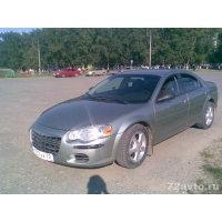 Продам а/м Chrysler Sebring требующий вложений