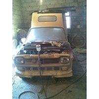 Продам а/м Fiat 127 требующий вложений
