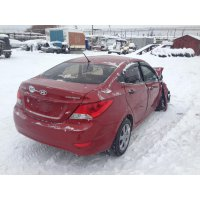 Продам а/м Hyundai Solaris битый