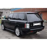 Продам а/м Land Rover Range Rover битый