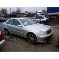 Продам а/м Mercedes-Benz C-класс аварийный
