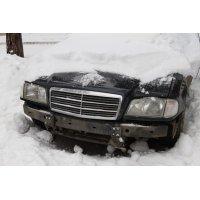 Продам а/м Mercedes-Benz C-класс битый