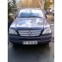 Продам а/м Mercedes-Benz M-класс без документов