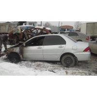 Продам а/м Mitsubishi Lancer Cedia после пожара