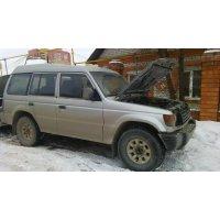 Продам а/м Mitsubishi Pajero без документов