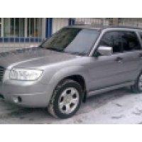 Продам а/м Subaru Forester битый