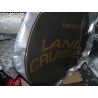 Продам чехол на запаску  для Toyota Land Cruiser